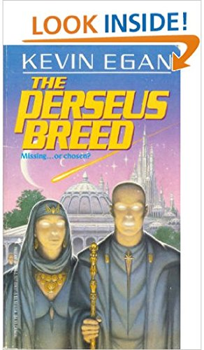 book cover of The Perseus Breed