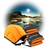 A-SZCXTOP Swimming Floating Helmet for 'Landlubbers' Swimming Learners Water Floating Set for Adults and Kids