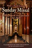 St. Joseph Sunday Missal: Prayerbook and Hymnal for 2020