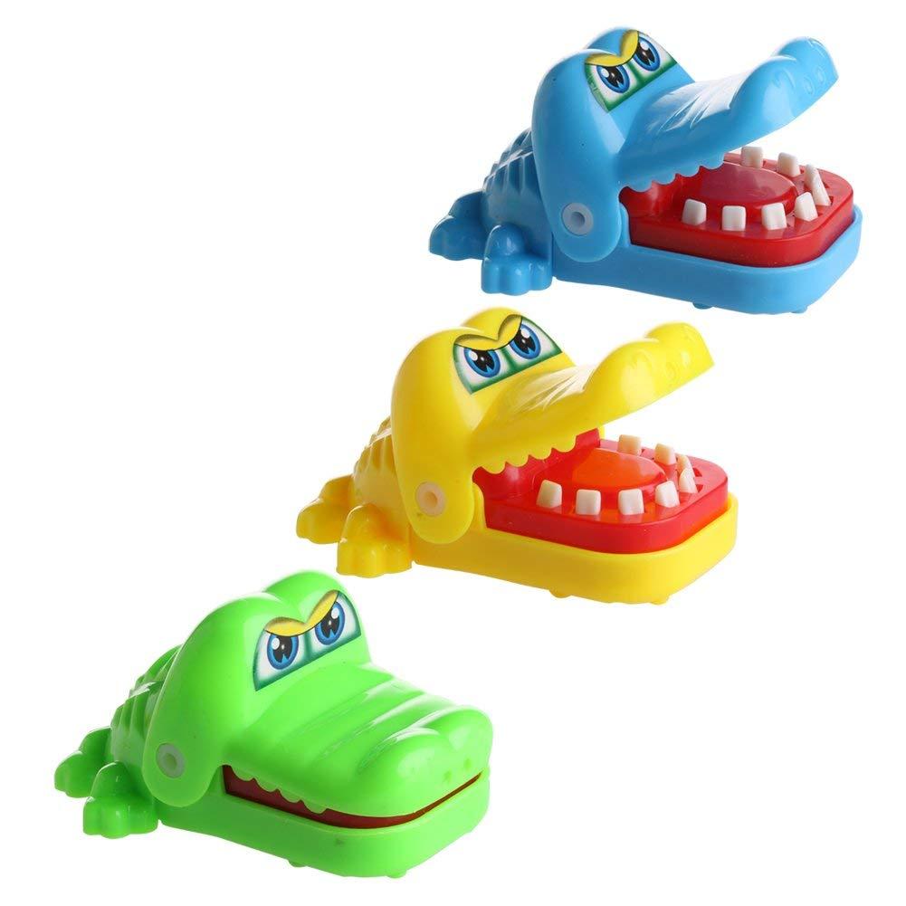 Kofun divertido juguete para niños regalo diseño de Bite mano ...