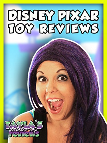 Disney With Toddlers (Review: Disney Pixar Toy Reviews - Tayla's Toddler Toy Reviews)