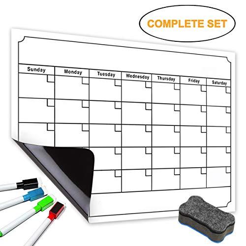 Large Chalkboard Calendar 2018 | 24