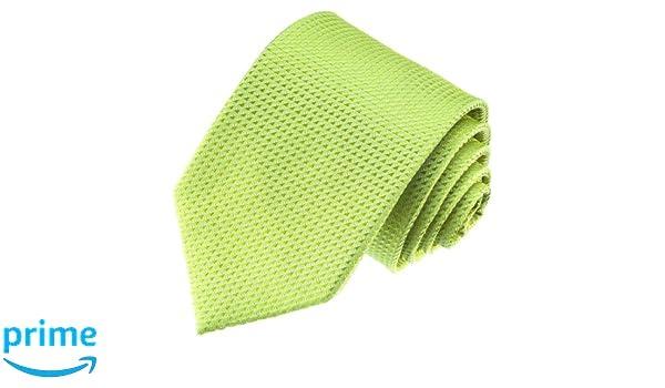 LORENZO CANA - Corbata - Básico - para hombre Verde verde lima ...