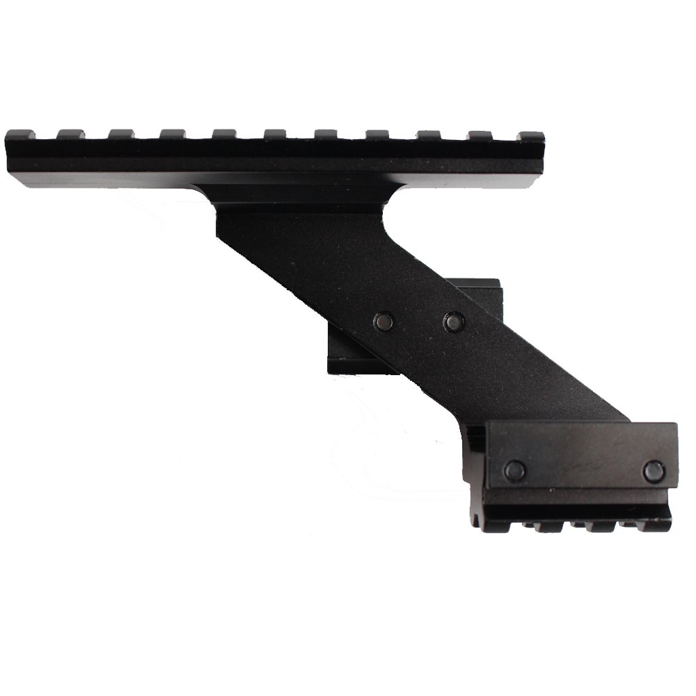 Noga Universal Tactical Pistol Scope Mount Weaver und Picatinny Rail ...