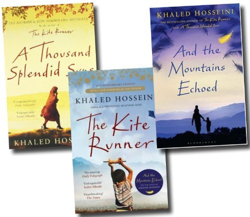 mini store gradesaver khaled hosseini collection 3 books set and the mountains echoed a thousand splendid suns the kite runner