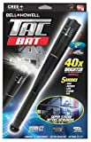 Bell + Howell Tac Stick Military Grade High Performance Tactical Flashlight & Stick, As Seen on TV! Black
