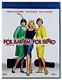 Some Like It Hot [Blu-Ray] [Region Free] (English audio. English subtitles)