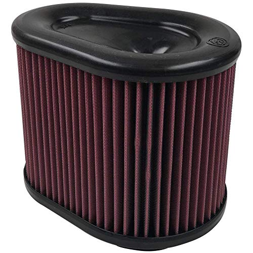 S&B Filters KF-1061 Cold Air Intake Replacement Filter (Cotton Cleanable)