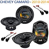 Fits Chevy Camaro 2010-2014 Factory Speaker Upgrade Harmony R65 R69 Package New