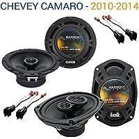 Chevy Camaro 2010-2014 Factory Speaker Upgrade Harmony R65 R69 Package New