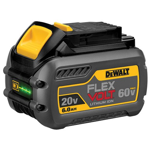 DEWALT DCB606 20/60V MAX FLEXVOLT 6.0 Ah Battery 1 Pack
