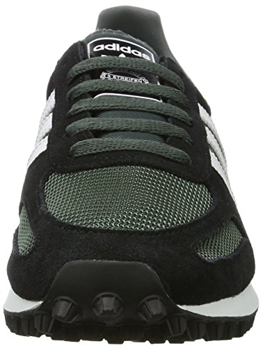 adidas la Trainer Og, Zapatillas para Hombre Negro (Utility Ivy/running White/core Black)