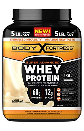 Bodytress Super Advanced Whey