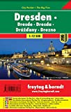 Dresden 1:12,500 FB 2013 Road Map (English, French, Italian and German Edition)