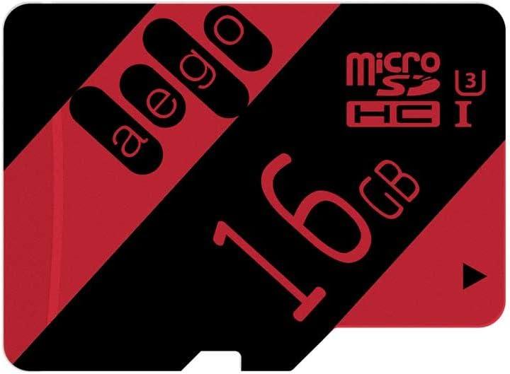 AEGO U3 16GB マイクロSDXCカード