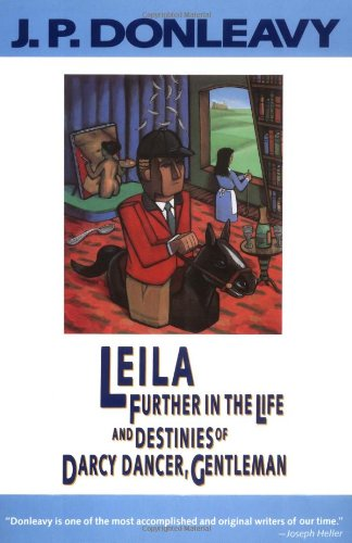 Book cover for Leila