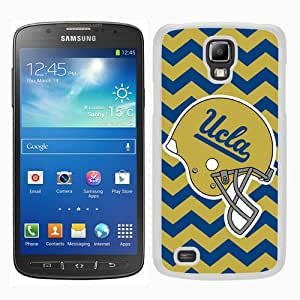 Beautiful And Unique Designed Case For Samsung Galaxy S4 Active i9295 With NCAA Pacific 12 Conference Pac 12 Football UCLA Bruins 02 white Phone Case