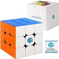 Coogam GAN 356 R Speed Cube Gans 356R 3x3 Stickerless Gan356 R 3x3x3 Speedcube GES V3 System