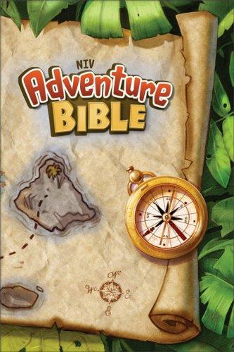 Adventure Bible, NIV -