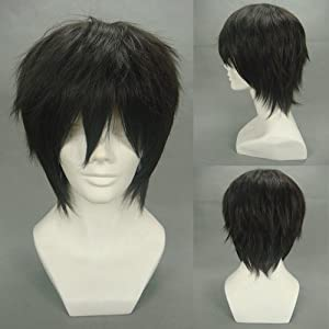 L Death Note Cosplay Wig | www.pixshark.com - Images ...
