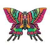 Butterfly 27-Inch Wide Nylon Kite--''Sprite''