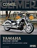 Clymer Yamaha Road Star (1999-2007) consumer electronics Electronics