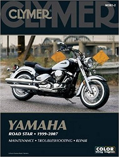 Clymer Yamaha Road Star (1999-2007) consumer electronics Electronics by WorldBrandz