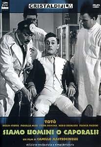 Siamo_uomini_o_caporali [Italia] [DVD]