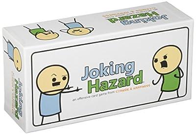 Joking Hazard Game from Joking Hazard LLC