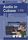 Audio in Cubase, Mark Wherry, 0825619157