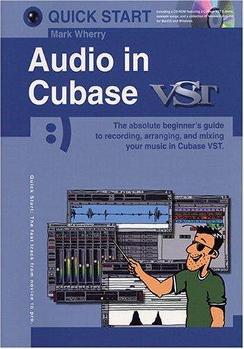 Download Audio in Cubase Vst (Quick Start) PDF