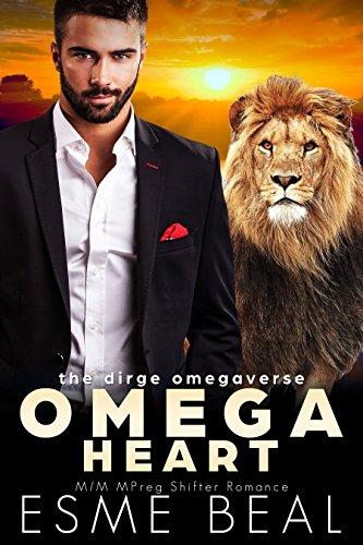 Omega Heart: M/M MPreg Shifter Romance (Dirge Omegaverse Book 5)