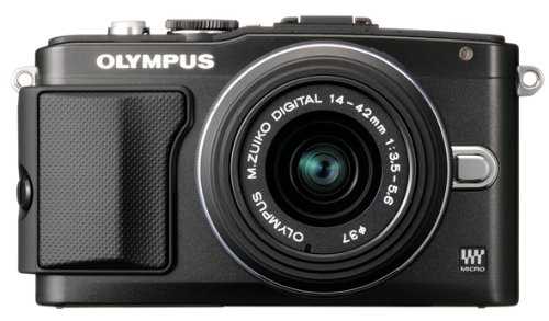 amazon com olympus e pl5 mirrorless digital camera with 14 42mm rh amazon com Olympus PEN E-Pl7 Olympus PEN E-Pl9