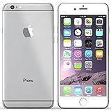 Apple iPhone 6 Plus, GSM Unlocked, 128GB - Silver (Refurbished)