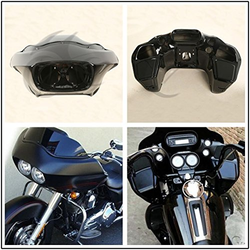 (TCMT Painted Injection ABS Inner & Outer Fairing Fits For Harley FLTR Road Glide 1998 1999 2000 2001 2002 2003 2004 2005 2006 2007 2008 2009 2010 2011 2012 2013)