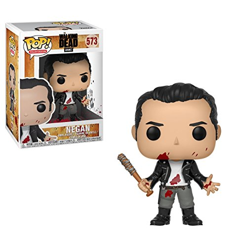 Funko Pop! Television: The Walking Dead - Negan (Clean Shaven) Collectible Toy (Television Pop Walking Dead)