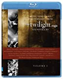 The Twilight Saga: Music Videos and Performances from the Soundtracks, Volume One (Blu-Ray)