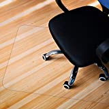 Office Chair Mat for Carpets   PVC Floor Protector for Office and Home Desk Chairs   Highly Transparent   100% Pure Polycarbonate (Color : Thick3mm, Size : 120x150cm)