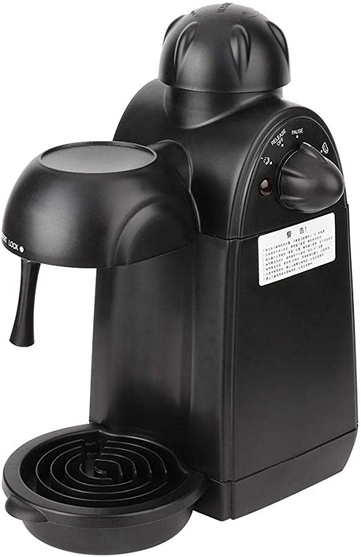 Mini Cafetera, Cafetera Portátil Máquina de Café Doméstico Espresso Cappuccino: Amazon.es: Hogar