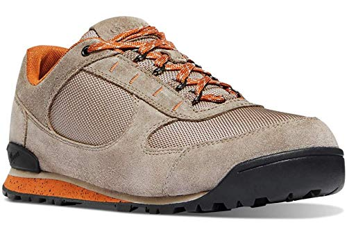 (Danner Men's Jag Low Shoe, Timber Wolf/Glazed Ginger - 9)