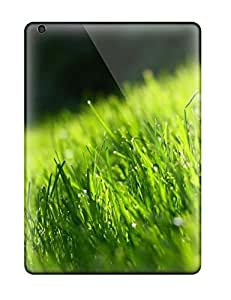 Hot Design Premium Tpu Case Cover Ipad Air Protection Case(amazing Grass By Sawrad) 4866088K63323334