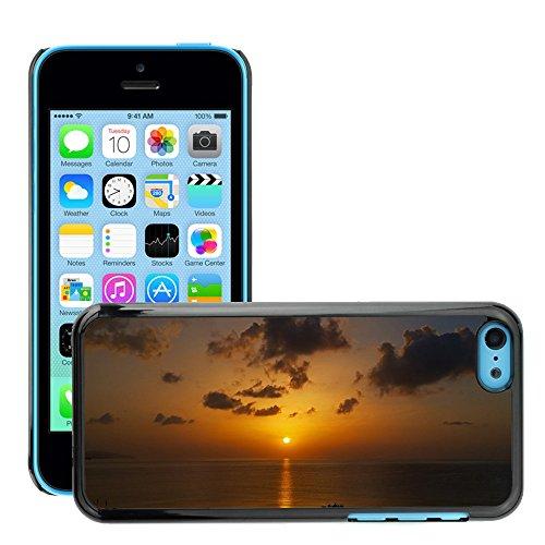 Stampato Modelli Hard plastica Custodie indietro Case Cover pelle protettiva Per // M00421681 Lever Fuerteventura Atlantique // Apple iPhone 5C