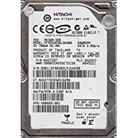 Hitachi HTS543232L9A300 TravelStar 320GB 5400 RPM 8MB Buffer SATA-II 7-pin 2.5 Inch Hard Drive.