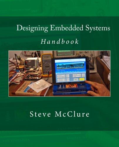 Designing Embedded Systems: - Systems Embedded Handbook