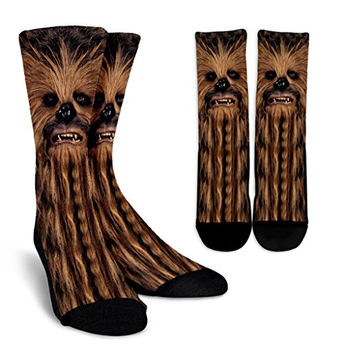 Chewy Face (Beloved Shirts Chewy Face Crew Socks)