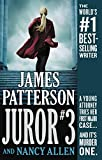 Best James Patterson Books Series - Juror #3 Review