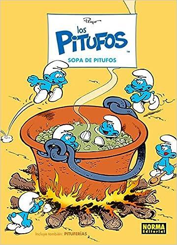 Los Pitufos 11. Sopa de pitufos INFANTIL Y JUVENIL - 9788467913446: Amazon.es: Peyo e Y Delporte: Libros