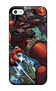 Hot JPfOkCV720nEEEs Deadpool Tpu Case Cover Compatible With Iphone 5/5s