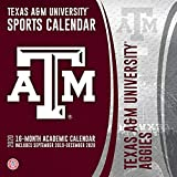 Texas A&M University Aggies 2020 Calendar