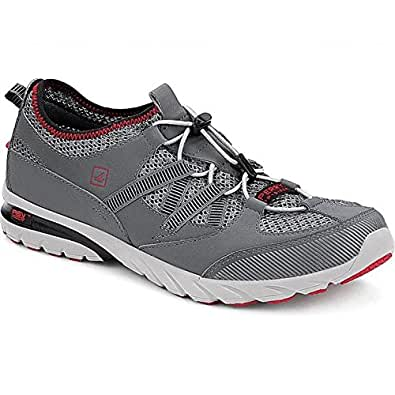 Amazon.com | Sperry Shock Light Dark Grey, Men's 7 M | Athletic